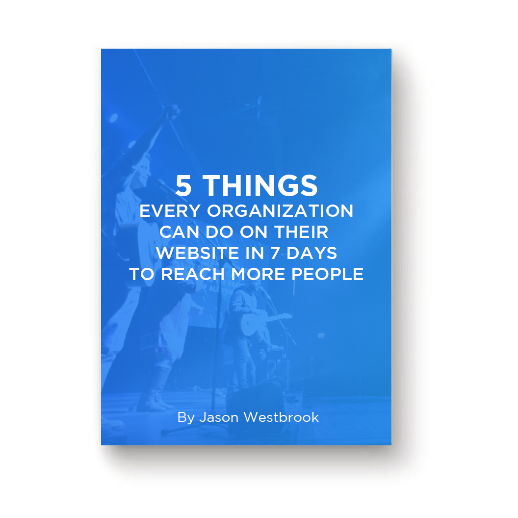 5 things ebook cover